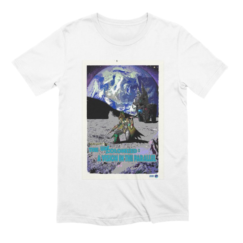 The Uncolonized: A Vision in The Parallel by ChupaCabrales Men's Extra Soft T-Shirt by ChupaCabrales's Shop