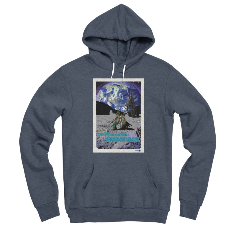 The Uncolonized: A Vision in The Parallel by ChupaCabrales Men's Sponge Fleece Pullover Hoody by ChupaCabrales's Shop