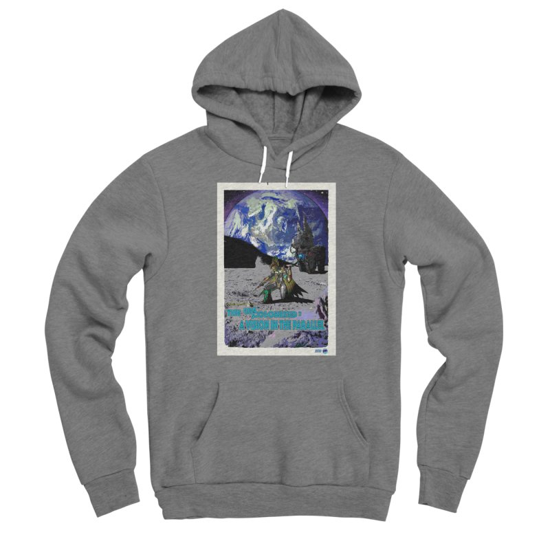 The Uncolonized: A Vision in The Parallel by ChupaCabrales Women's Sponge Fleece Pullover Hoody by ChupaCabrales's Shop