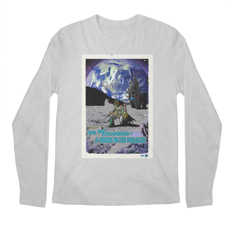 The Uncolonized: A Vision in The Parallel by ChupaCabrales Men's Regular Longsleeve T-Shirt by ChupaCabrales's Shop