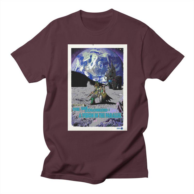 The Uncolonized: A Vision in The Parallel by ChupaCabrales Women's Regular Unisex T-Shirt by ChupaCabrales's Shop