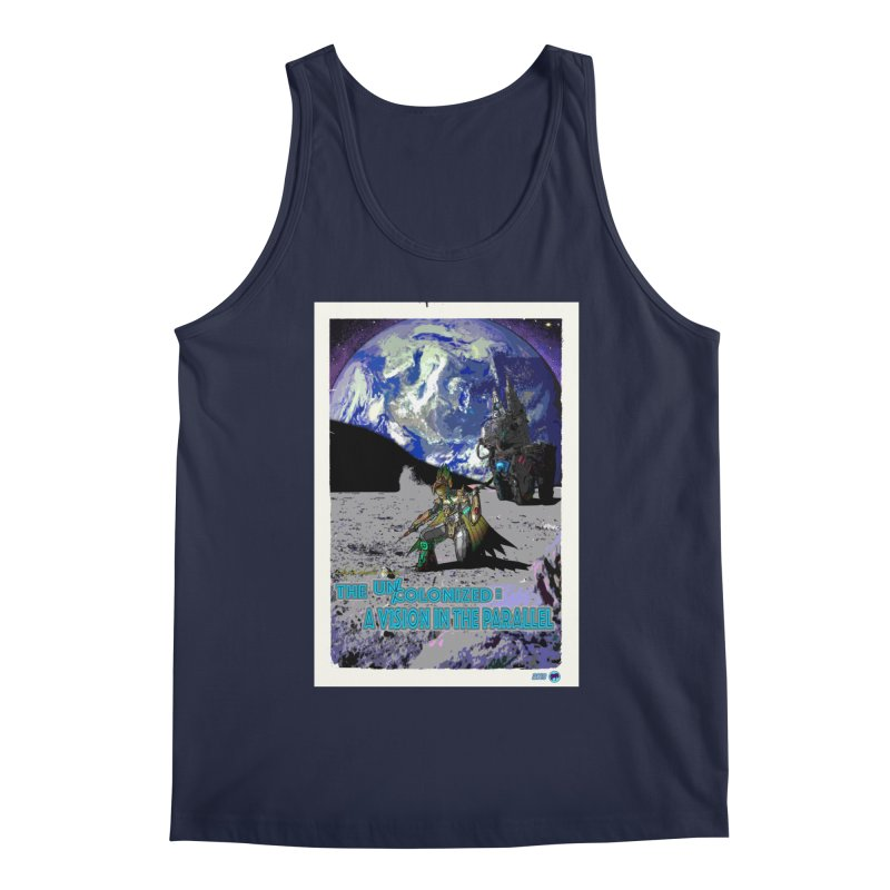 The Uncolonized: A Vision in The Parallel by ChupaCabrales Men's Regular Tank by ChupaCabrales's Shop