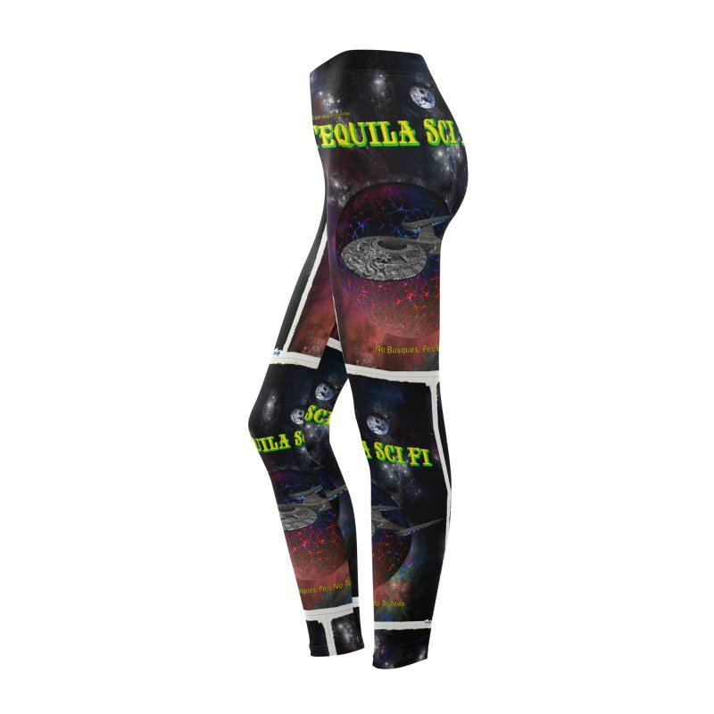 Tequila Sci Fi by ChupaCabrales Women's Bottoms by ChupaCabrales's Shop