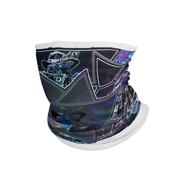 Techs Mechs mask Accessories Neck Gaiter by ChupaCabrales's Shop