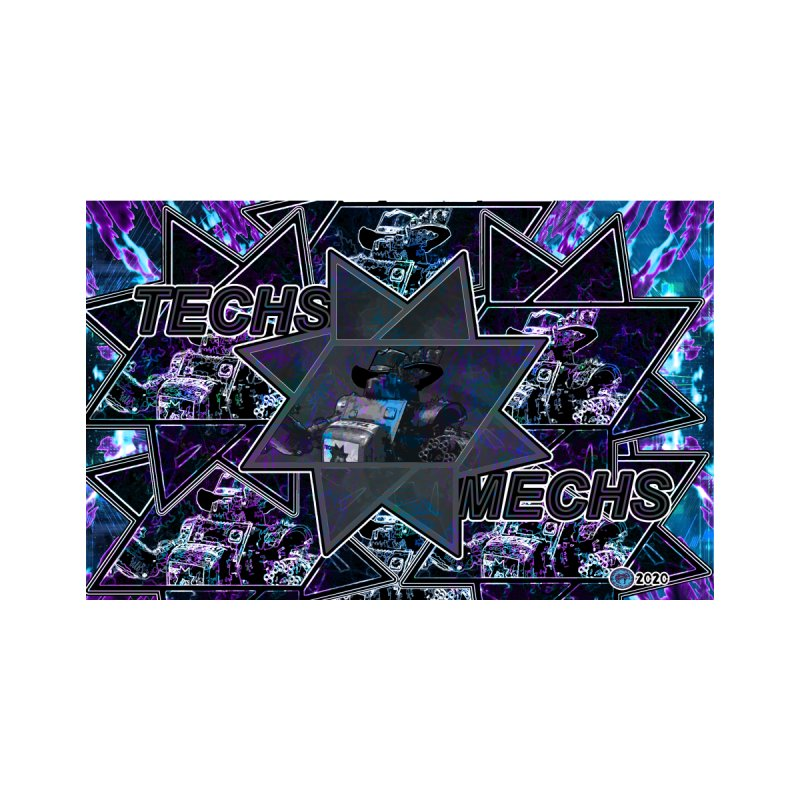 Techs Mechs mask Accessories Face Mask by ChupaCabrales's Shop