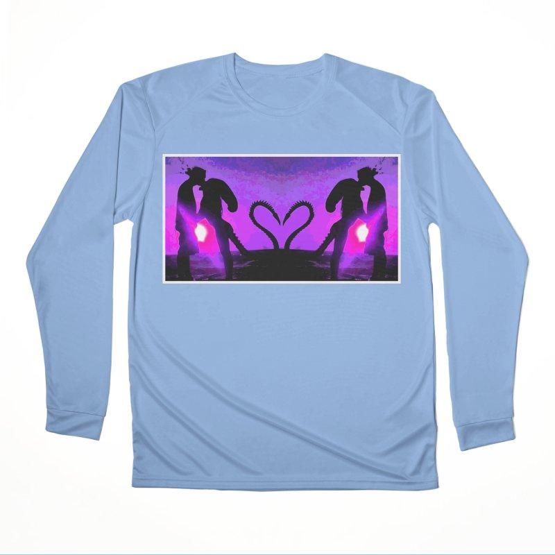 Xeno Love Women's Longsleeve T-Shirt by ChupaCabrales's Shop