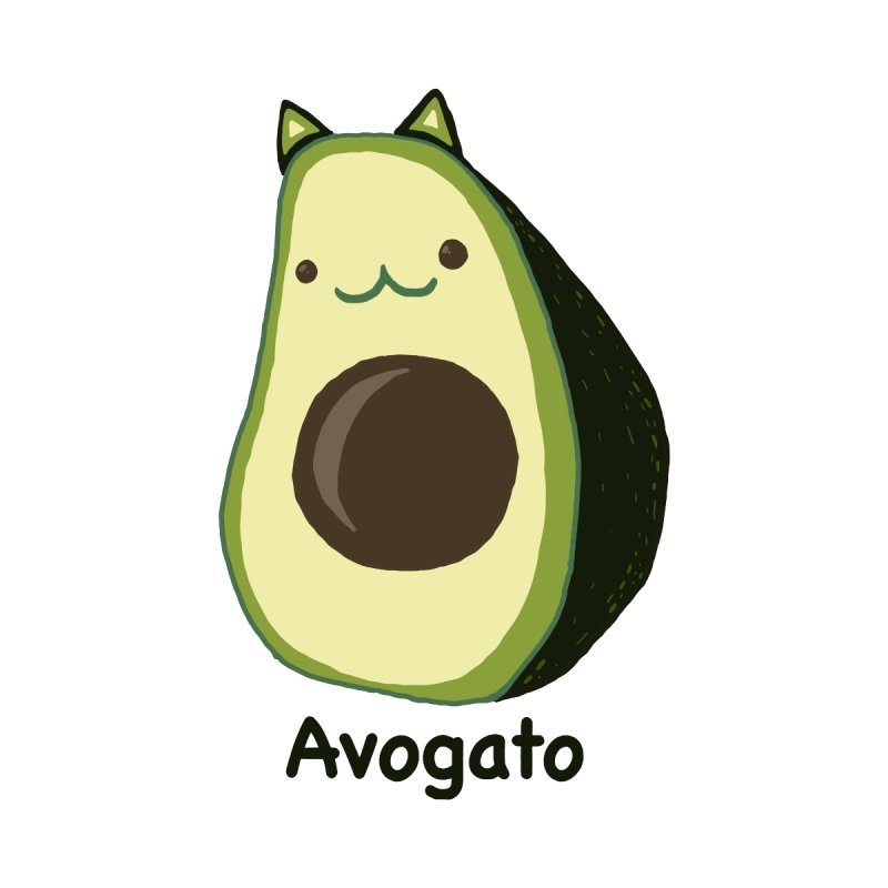 Avogato by Tasita Accessories Phone Case by ChupaCabrales's Shop