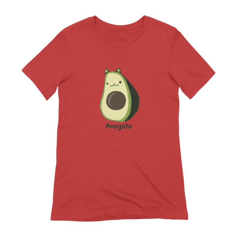 Avogato by Tasita Women's Extra Soft T-Shirt by ChupaCabrales's Shop