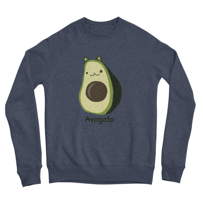 Avogato by Tasita Women's Sponge Fleece Sweatshirt by ChupaCabrales's Shop