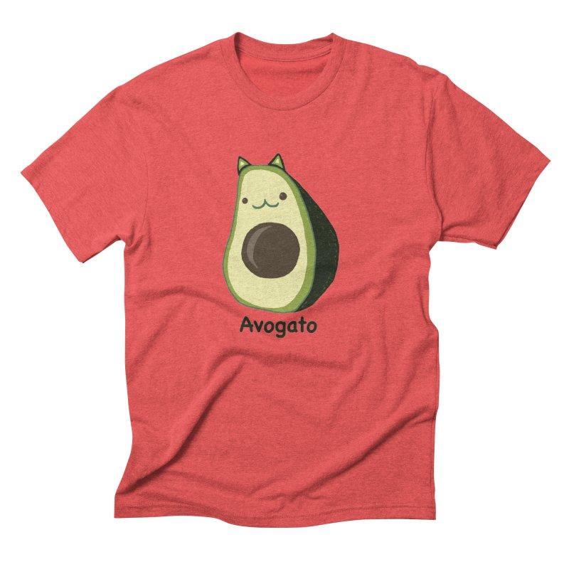 Avogato by Tasita Men's Triblend T-shirt by ChupaCabrales's Shop