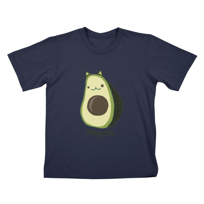 Avogato by Tasita Kids T-shirt by ChupaCabrales's Shop