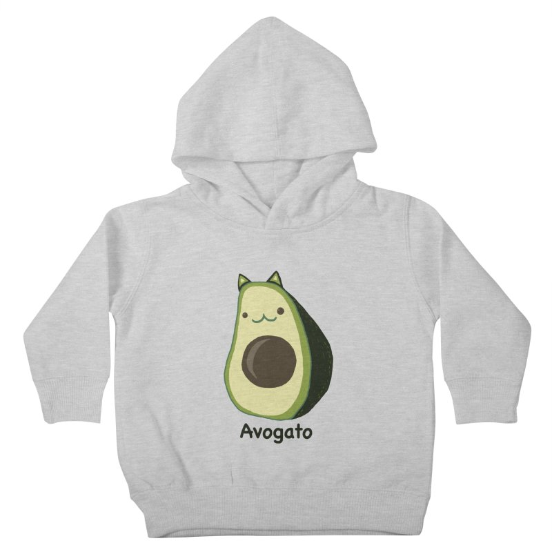 Avogato by Tasita Kids Toddler Pullover Hoody by ChupaCabrales's Shop