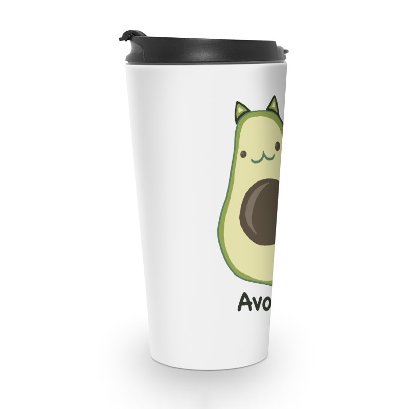 Avogato by Tasita Accessories Travel Mug by ChupaCabrales's Shop