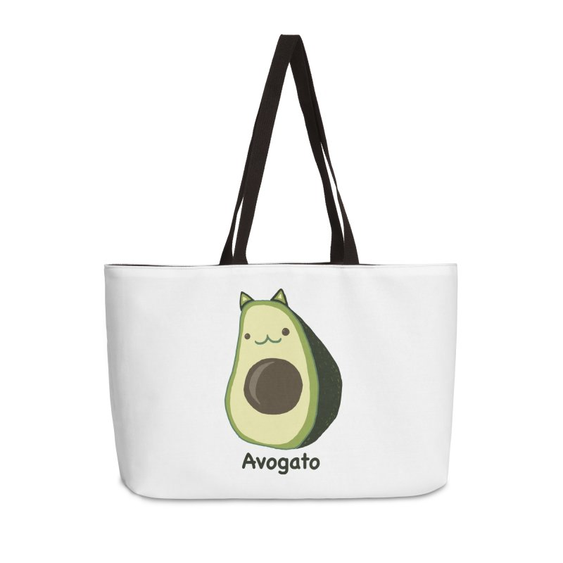 Avogato by Tasita Accessories Weekender Bag Bag by ChupaCabrales's Shop