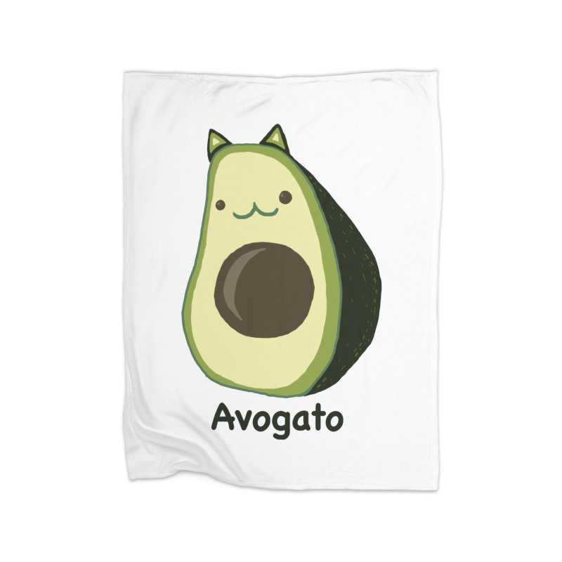 Avogato by Tasita Home Blanket by ChupaCabrales's Shop