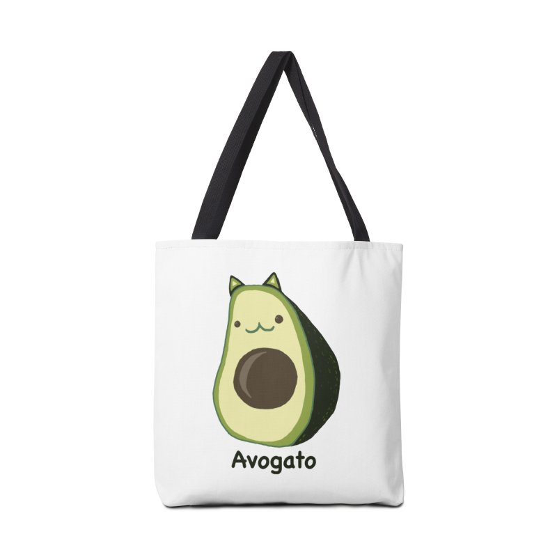 Avogato by Tasita Accessories Tote Bag Bag by ChupaCabrales's Shop