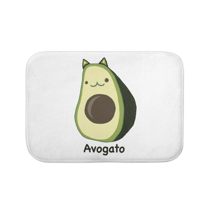 Avogato by Tasita Home Bath Mat by ChupaCabrales's Shop