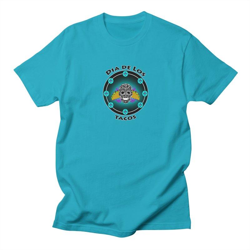 Dia De Los Tacos by ChupaCabrales Women's Unisex T-Shirt by ChupaCabrales's Shop
