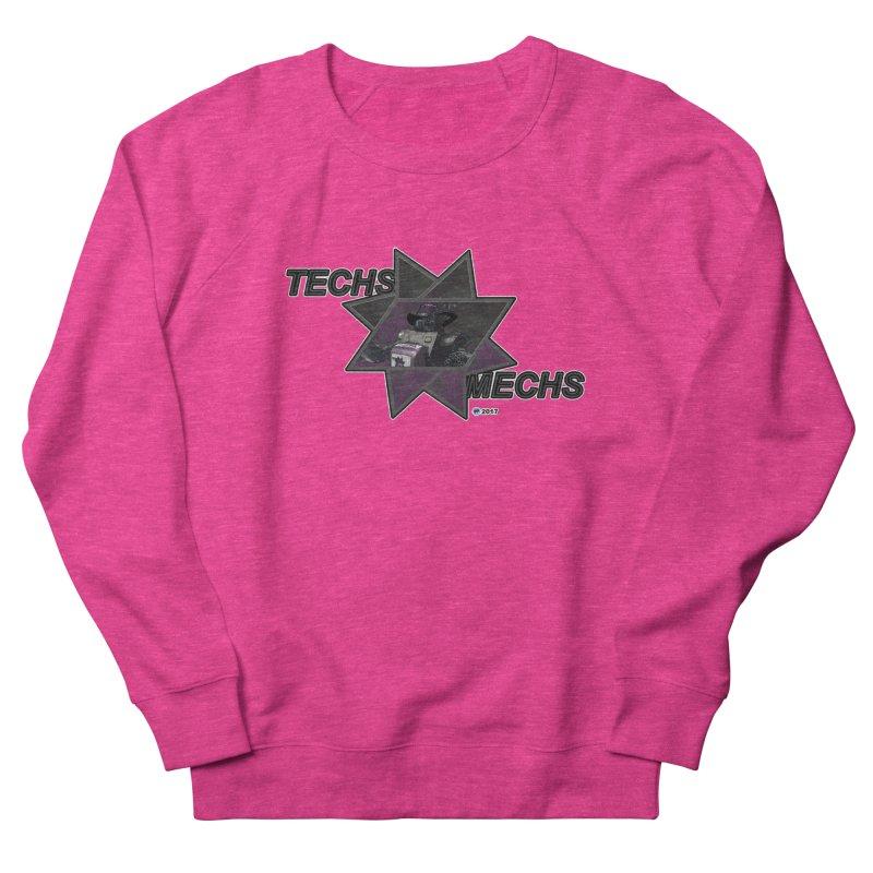 Techs Mechs by ChupaCabrales Men's Sweatshirt by ChupaCabrales's Shop