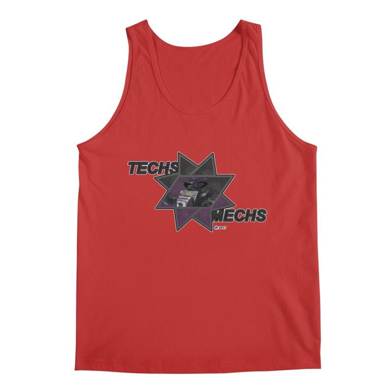 Techs Mechs by ChupaCabrales Men's Regular Tank by ChupaCabrales's Shop
