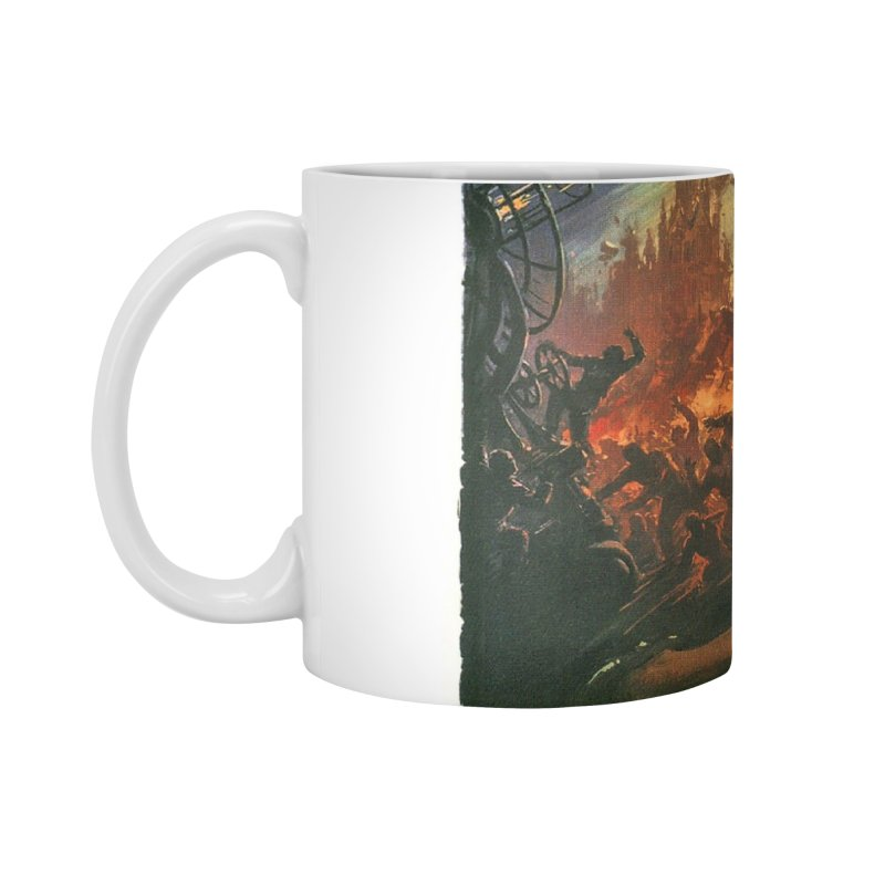 It Came From Beyond the Border by ChupaCabrales Accessories Mug by ChupaCabrales's Shop