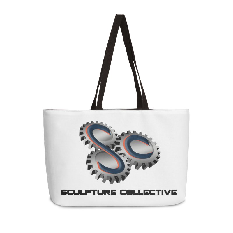 Sculpture Collective by ChupaCabrales Accessories Weekender Bag Bag by ChupaCabrales's Shop