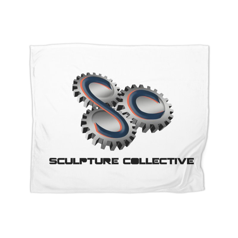 Sculpture Collective by ChupaCabrales Home Blanket by ChupaCabrales's Shop