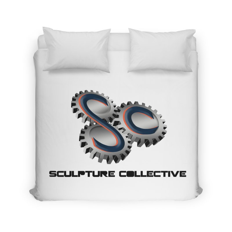 Sculpture Collective by ChupaCabrales Home Duvet by ChupaCabrales's Shop