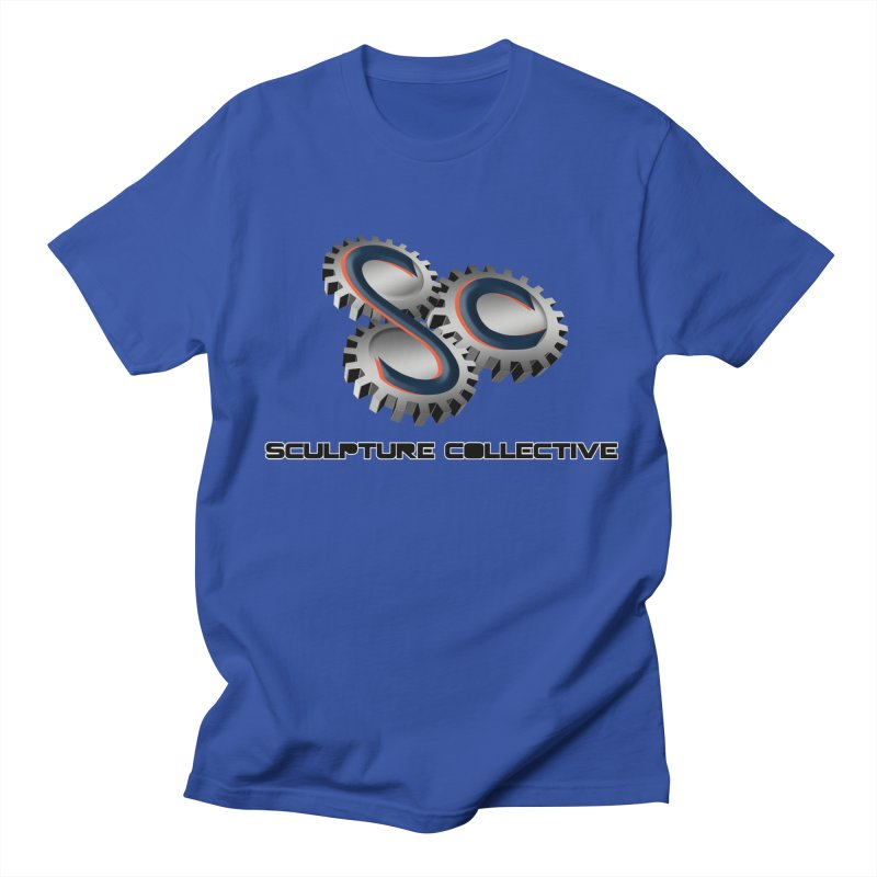 Sculpture Collective by ChupaCabrales Men's T-Shirt by ChupaCabrales's Shop