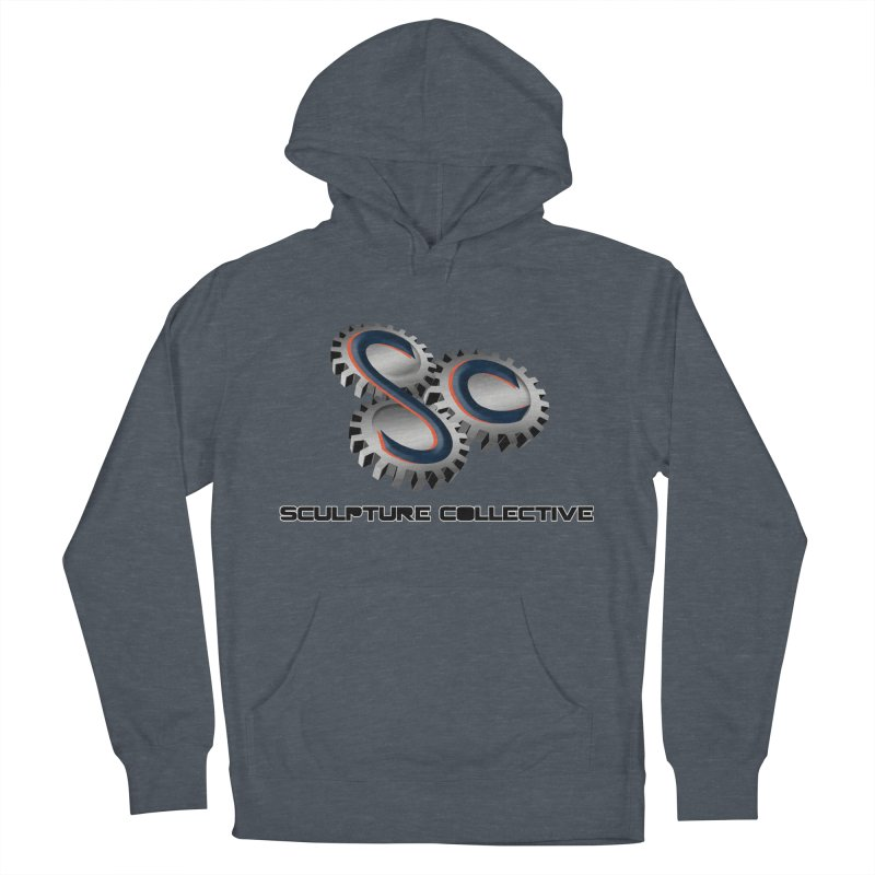 Sculpture Collective by ChupaCabrales Men's French Terry Pullover Hoody by ChupaCabrales's Shop