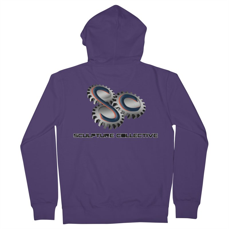 Sculpture Collective by ChupaCabrales Women's Zip-Up Hoody by ChupaCabrales's Shop