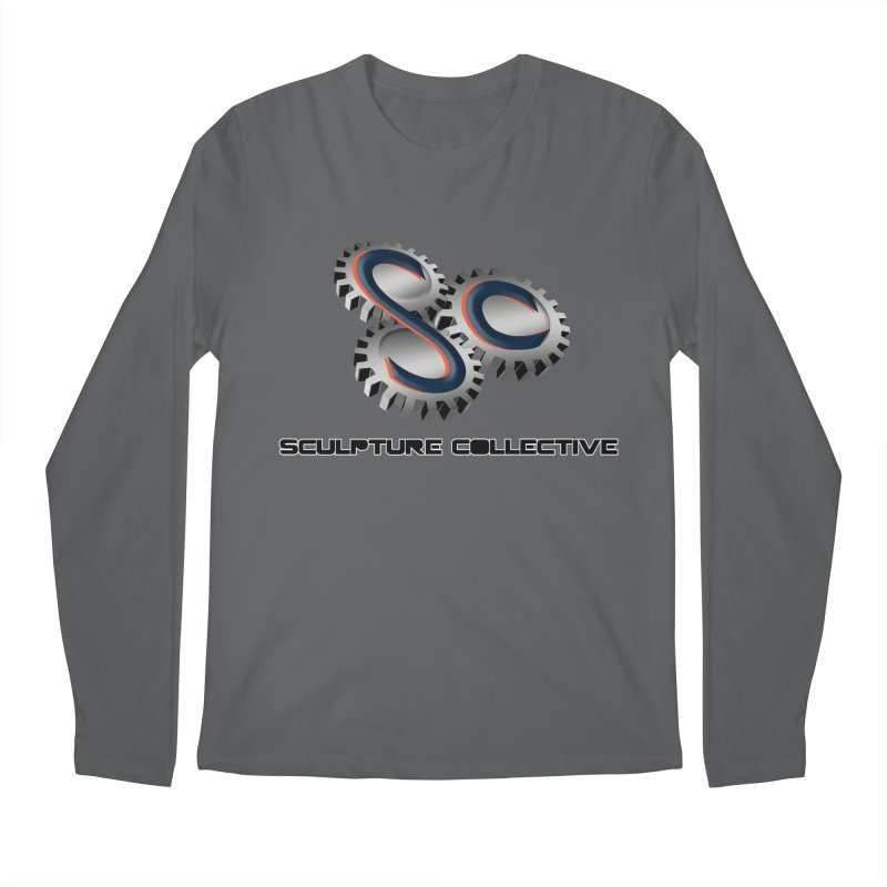 Sculpture Collective by ChupaCabrales Men's Longsleeve T-Shirt by ChupaCabrales's Shop