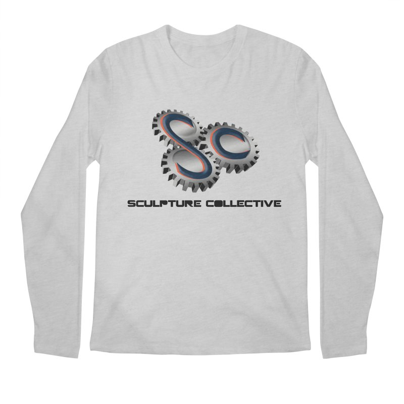 Sculpture Collective by ChupaCabrales Men's Regular Longsleeve T-Shirt by ChupaCabrales's Shop