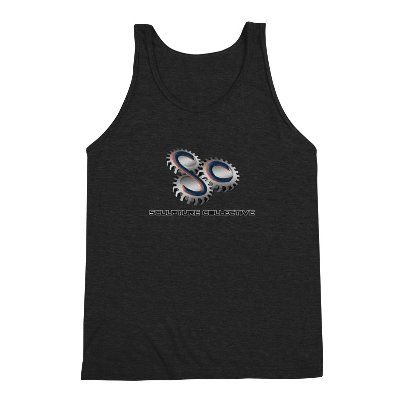 Sculpture Collective by ChupaCabrales Men's Triblend Tank by ChupaCabrales's Shop