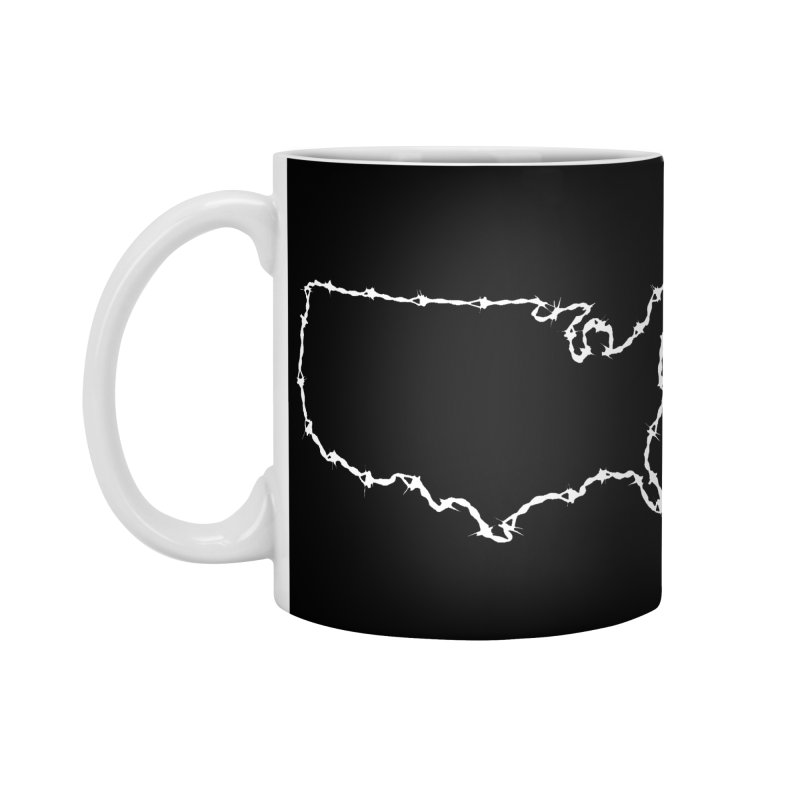 The New Colossus (Give me your tired, your poor..) by ChupaCabrales Accessories Mug by ChupaCabrales's Shop