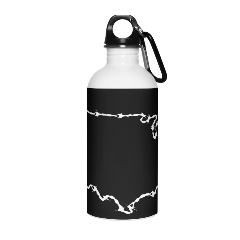 The New Colossus (Give me your tired, your poor..) by ChupaCabrales Accessories Water Bottle by ChupaCabrales's Shop