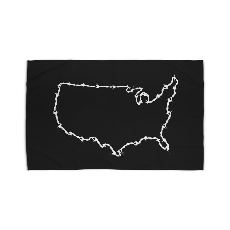 The New Colossus (Give me your tired, your poor..) by ChupaCabrales Home Rug by ChupaCabrales's Shop
