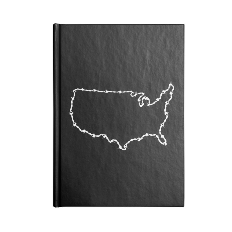 The New Colossus (Give me your tired, your poor..) by ChupaCabrales Accessories Notebook by ChupaCabrales's Shop