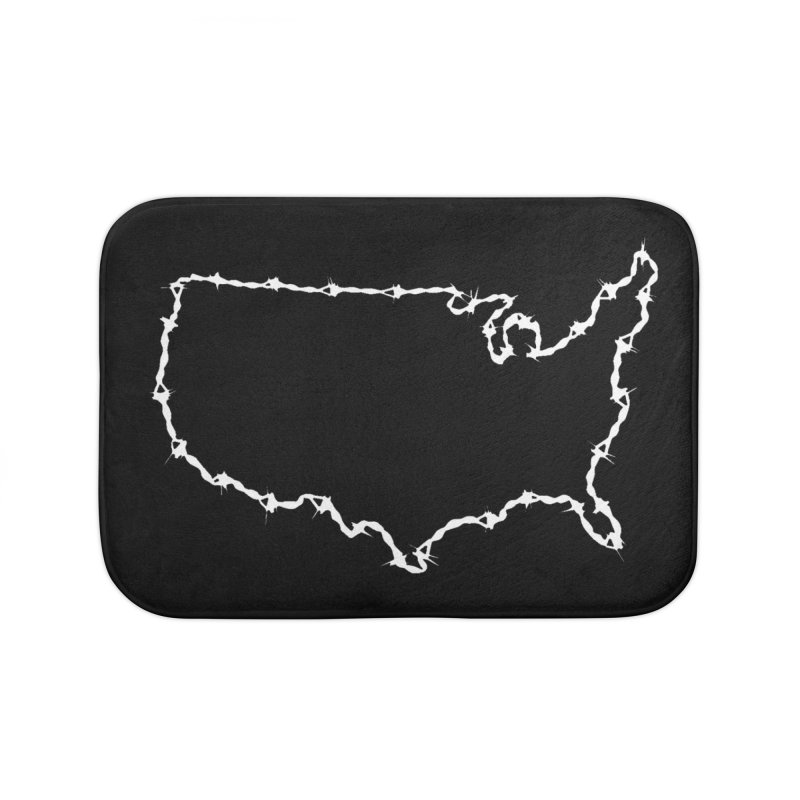 The New Colossus (Give me your tired, your poor..) by ChupaCabrales Home Bath Mat by ChupaCabrales's Shop