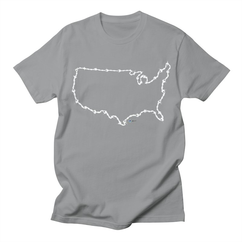 The New Colossus (Give me your tired, your poor..) by ChupaCabrales Men's T-Shirt by ChupaCabrales's Shop