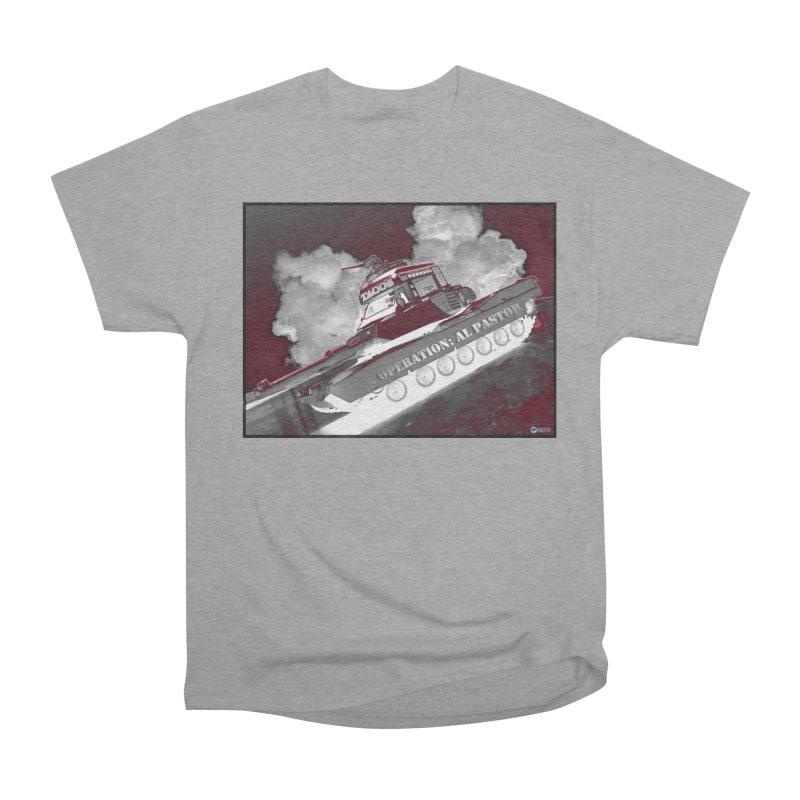 Operation: Al Pastor by ChupaCabrales Men's Heavyweight T-Shirt by ChupaCabrales's Shop