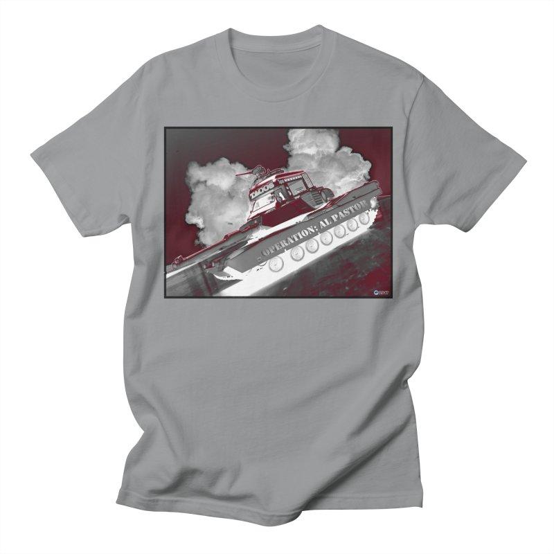 Operation: Al Pastor by ChupaCabrales Men's T-Shirt by ChupaCabrales's Shop