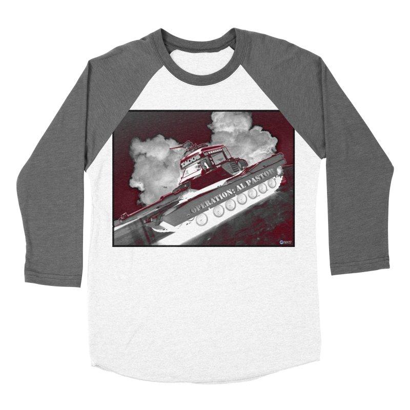 Operation: Al Pastor by ChupaCabrales Women's Longsleeve T-Shirt by ChupaCabrales's Shop