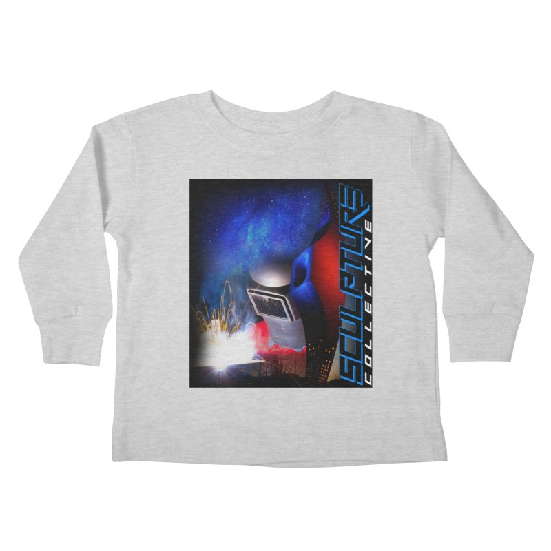 Sculpture Collective Design by C. Gutierrez Kids Toddler Longsleeve T-Shirt by ChupaCabrales's Shop