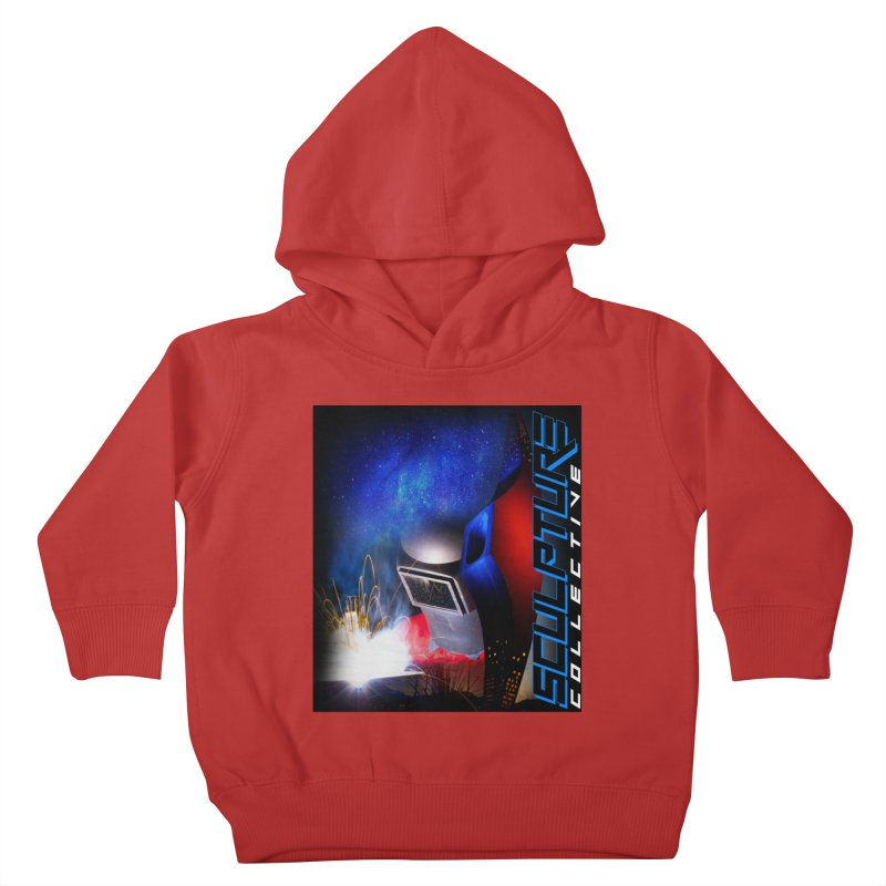 Sculpture Collective Design by C. Gutierrez Kids Toddler Pullover Hoody by ChupaCabrales's Shop