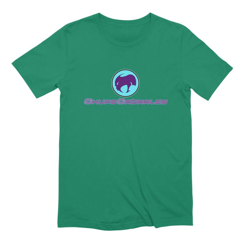 The official seal of the ChupaCabrales Men's Extra Soft T-Shirt by ChupaCabrales's Shop