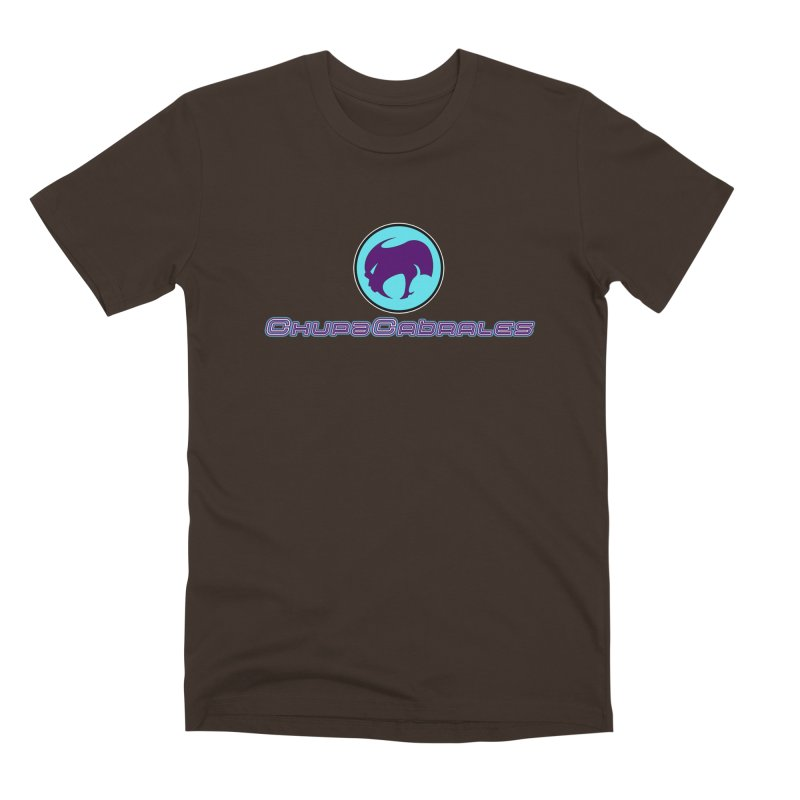 The official seal of the ChupaCabrales Men's Premium T-Shirt by ChupaCabrales's Shop