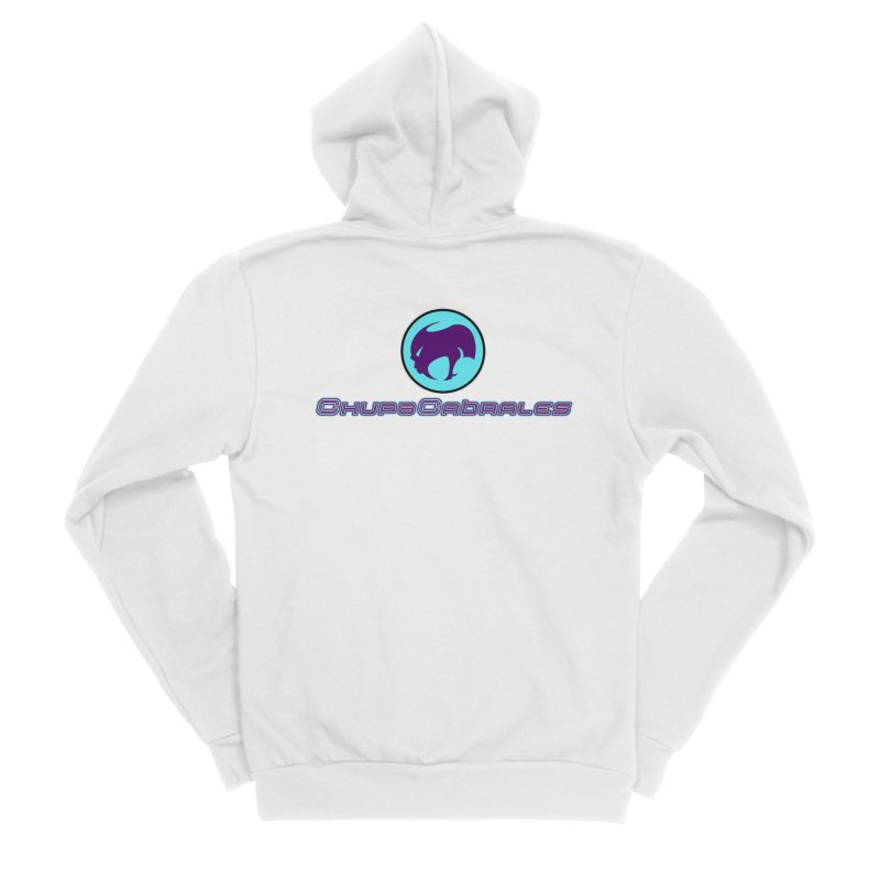 The official seal of the ChupaCabrales Men's Sponge Fleece Zip-Up Hoody by ChupaCabrales's Shop