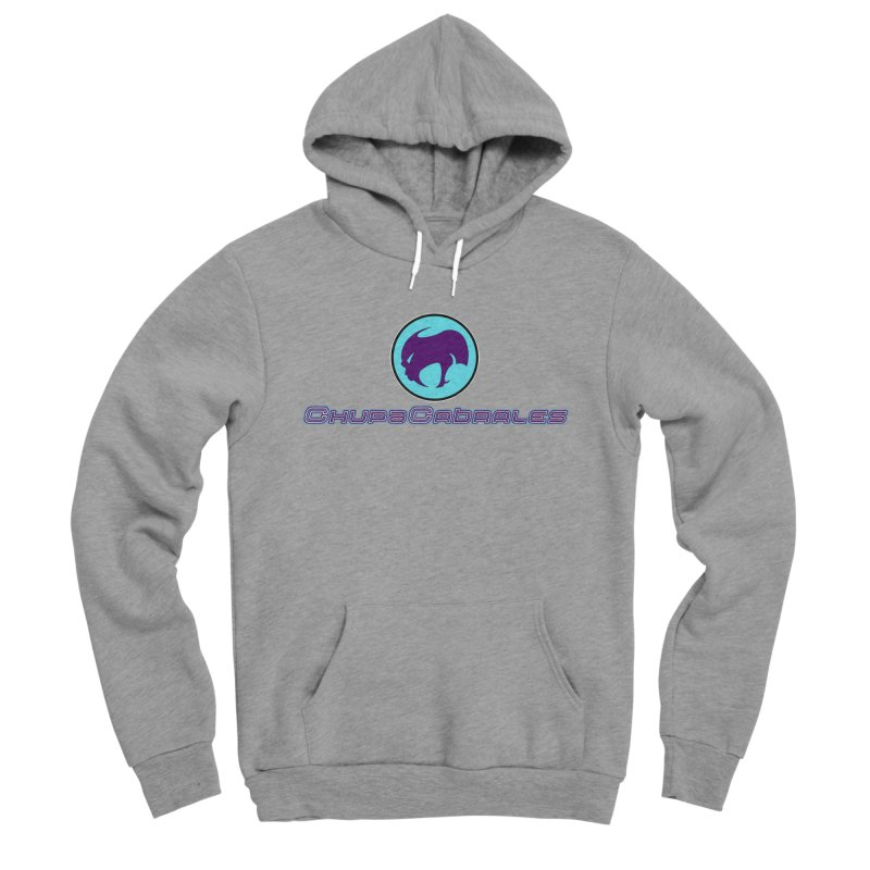 The official seal of the ChupaCabrales Men's Sponge Fleece Pullover Hoody by ChupaCabrales's Shop