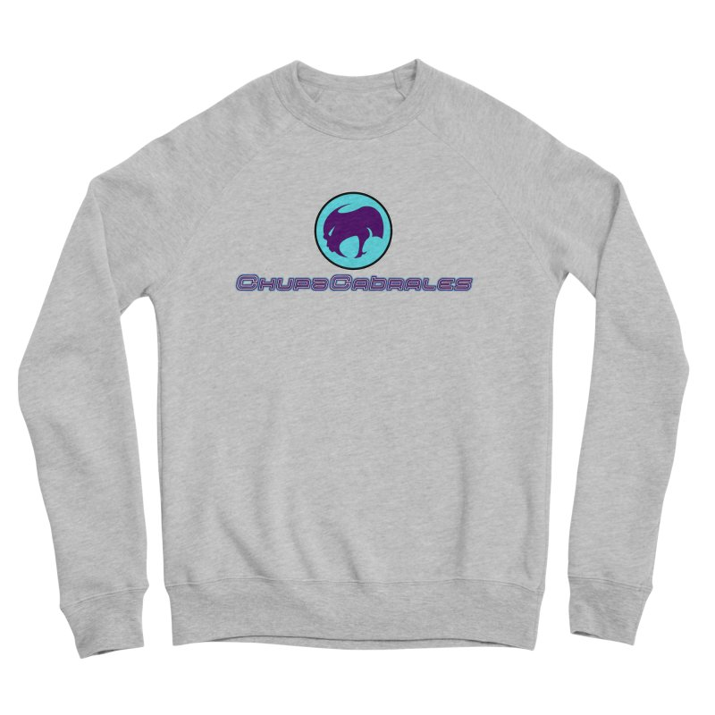 The official seal of the ChupaCabrales Men's Sponge Fleece Sweatshirt by ChupaCabrales's Shop